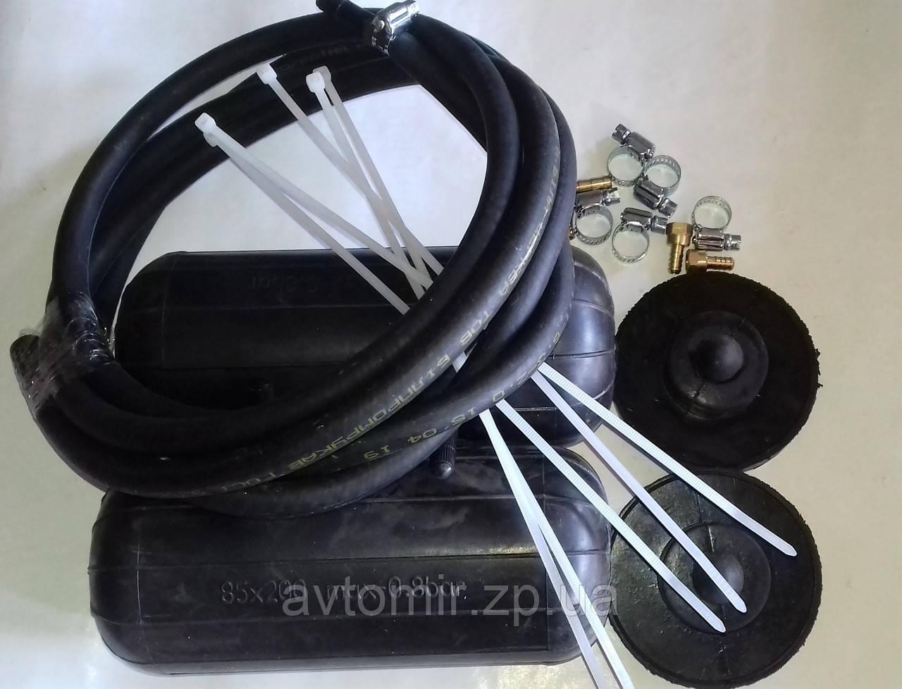 Пневмоподушки в пружины универсальные пневмобалоны ВАЗ 2101-2107