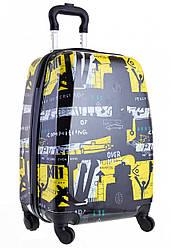 Детский чемодан дорожный на колесах «YES» Urban