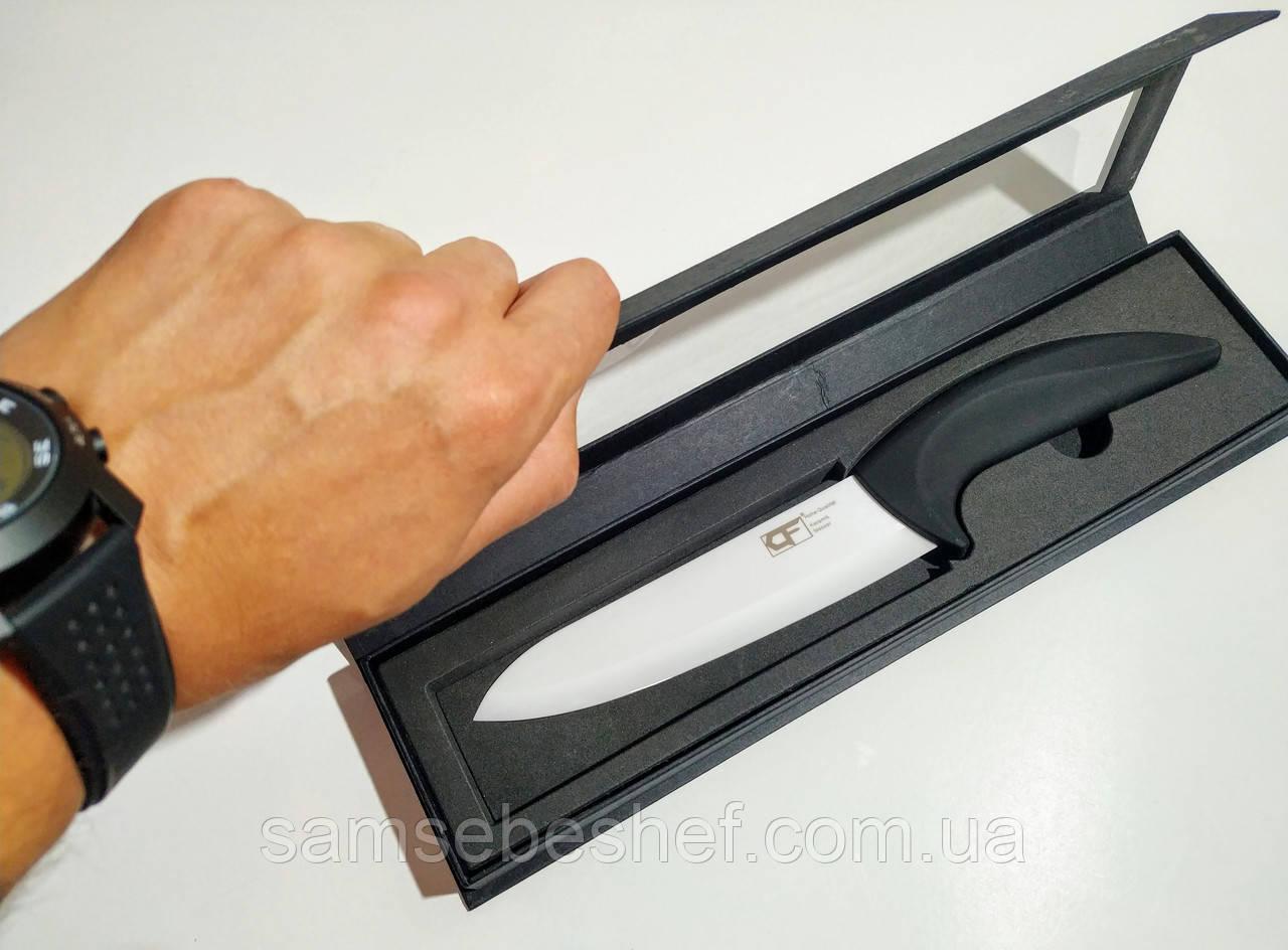 Нож поварской керамический 15 см GA Dynasty 11906