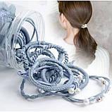 """Набор резинок для волос """"Shine"""", 7 видов наборов по 24 штуки, фото 3"""
