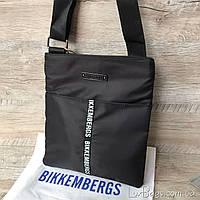 Мужская стильная сумка Bikkembergs, фото 1