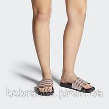 Женские шлепанцы Adidas ADILETTE CLOUDFOAM PLUS EXPLORER, фото 3