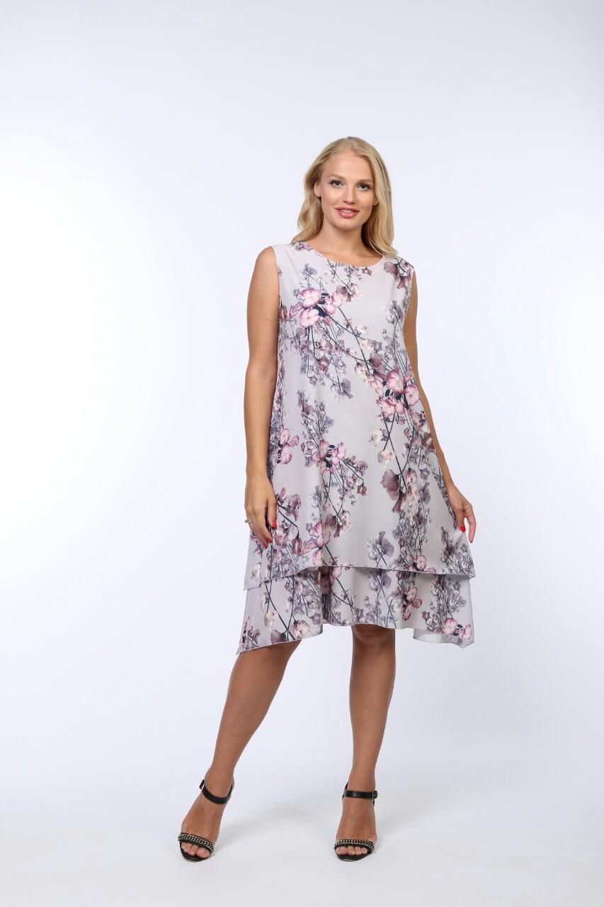 """Платье женское""""Алеся""""модель АК-169-4 орхидея"""