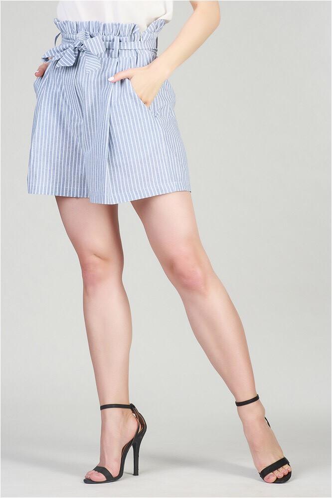 Стильные шорты с завышенной талией.Разные цвета.