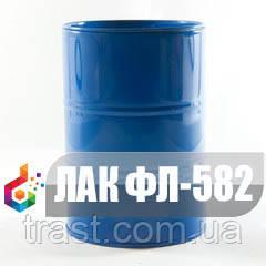 Термостойкий Электроизоляционный Лак ФЛ-582