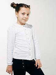 Школьная блуза, ТМ Смил, 114604 возраст 12 - 14 лет