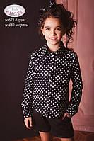 Рубашка Baby Angel 671 хлопок черный