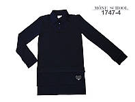 Кофта-рубашка Mone 1747-4 трикотаж шерсть кетон