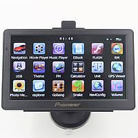GPS навигатор Pioneer D716 Truck Black (tr_10716)