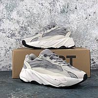 fa6a449d Кроссовки Adidas Yeezy Boost 700 V2 Static мужские, Адидас Изи Буст 700,  кожа,