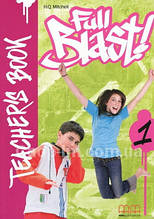 Full Blast! 1 Teacher's Book / Книга для учителя
