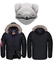 Куртки парка Braggart