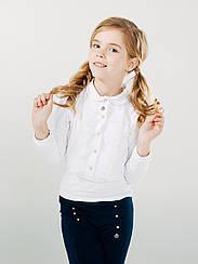 Подростковая блузка, ТМ Смил, 114606 возраст 11 - 15 лет