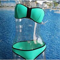 Яркий купальник. Зеленый. РМ5697