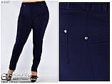 Женские брюки на резинке раз.50-60, фото 4