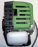 ✅ Бензокоса Кедр БГ - 5200 Профи (3 ножа 2 катушки) Мотокоса Кедр БГ - 5200, фото 4
