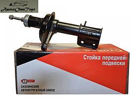 Амортизатор стойка передняя левая  ВАЗ Калина 1117, 1118, кат.код: 1118-2905003, прои-во: Сааз
