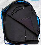 Чохли на Сітроен Джампі, Авточохли для Citroen Jumpy II 1+2 2007- Nika, фото 2