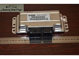 Блок управління двигуном ВАЗ 1118 Калина, вироб-во: Ітелма, кат.код: 11183-1411020-02