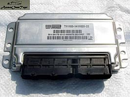 Блок управління двигуном ВАЗ Калина 1117, 1118, 1119 (мізки), вироб-во: Автэл, кат.код: 11183-1411020-22;