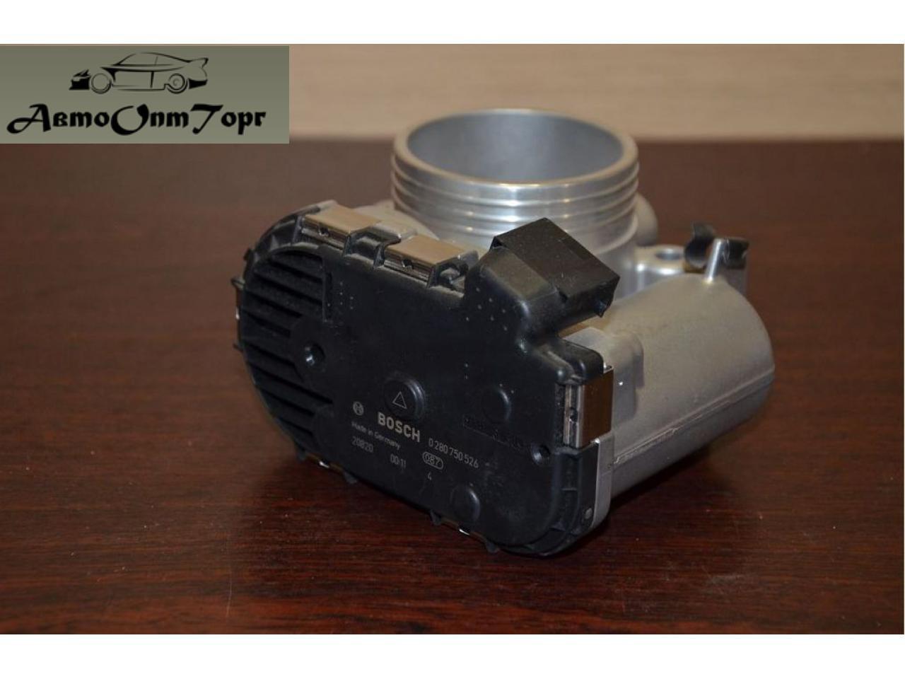 Дросельна заслінка ВАЗ Калина 1117, 1118, 1119 16V (16 клапанів) електрична педаль, кат.код 21126-1148010,
