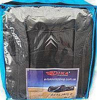 Авточехлы Citroen Jamper II 1+2 2006- Nika, фото 1