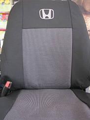 Чехлы на Honda CR-V III (2006-2011) (Nika) на сидения