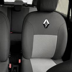 Чехлы на Renault Clio (1998>) (Nika) на сидения