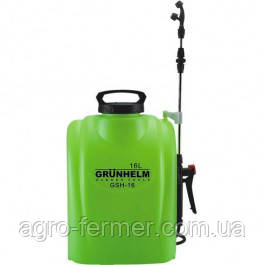 Электрический опрыскиватель  Grunhelm GHS-16