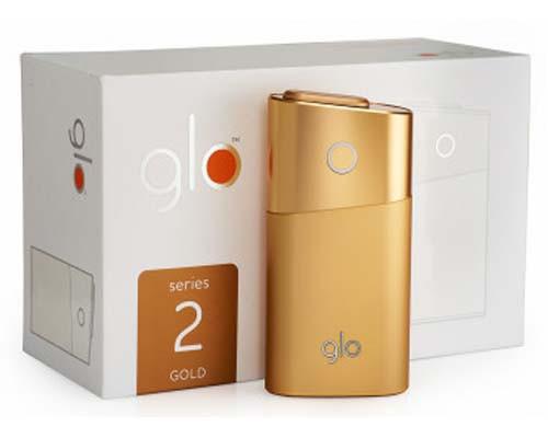 Система Нагревания Табака glo 2.0 Gold
