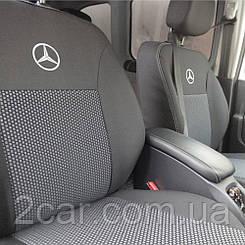 Чехлы на Mercedes 123 (1976-1984) (Nika) на сидения