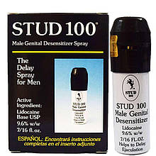 Спрей подовжує статевий акт Студ 100 Stud 100 ORIGINAL (спрей, 12г) пролонгатор
