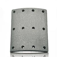 Тормозные накладки BPW 19574 300x200/19,00 1 ремонт