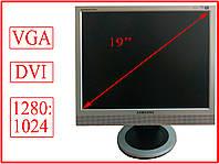 "Монитор Samsung SyncMaster 910TM с колонками (19"",VGA ,DVI)"