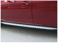 Пороги Mazda CX-5 2011- BMW-stille