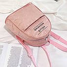Рюкзак пудровый бумажный Hello Weekend (AV194), фото 3