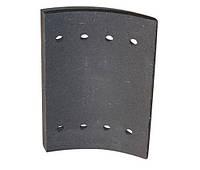 Тормозные накладки SAF 300X200/16,8 19515 1ремонт