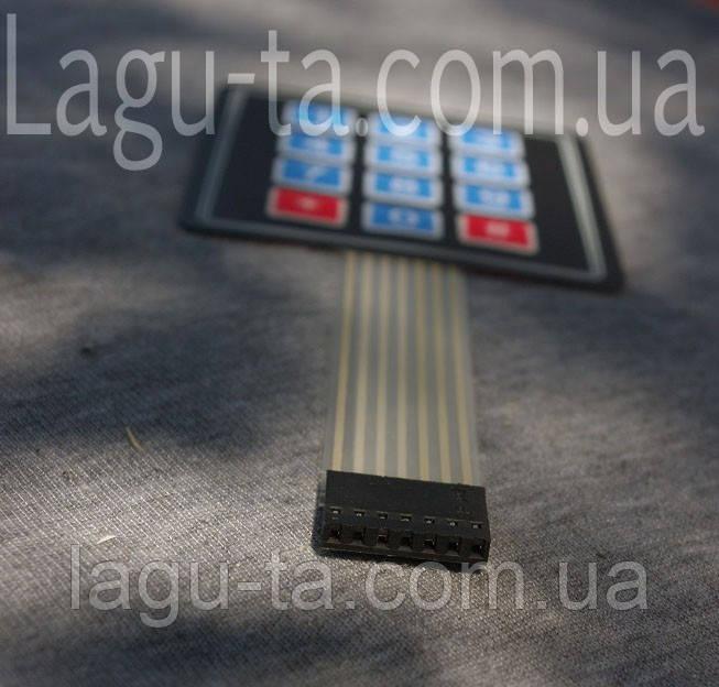 Клавиатура плёночная