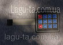 Плівкова клавіатура, фото 3