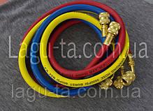 Шланг для профессиональных заправочных коллекторов - 0.9 м  , фото 3