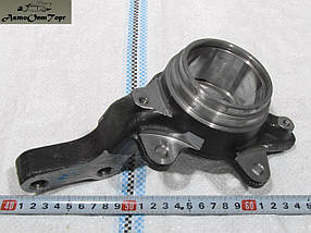 Кулак поворотный левый ВАЗ Калина (1118) и ВАЗ Приора (2170) голый, прои-во: Авто ВАЗ, кат.код: 1118-3001015, фото 2