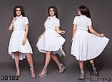 Летнее женское платье  Размеры: 48-52, фото 2