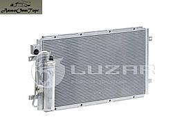 Радиатор кондиционера  ВАЗ Калина 1117, 1118, 1119 кат.код: 2190-8112010, прои-во: Лузар LRAC 0190