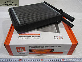 Радиатор отопителя печки ВАЗ Калина 1117, 1119, 1118, прои-во: Дорожная Карта (ДК), кат.код: 1118-8101060