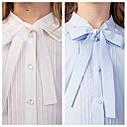 Блуза с завязками для девочек Matilda TM Brilliant  Размеры 134 140 152, фото 2