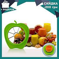 Специальный кухонный нож Apple Slicer для нарезки яблок   яблокорезка   прибор для нарезки яблок