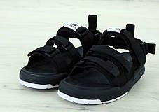 Мужские сандали New Balance Black. ТОП Реплика ААА класса., фото 3
