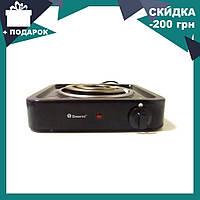 Электроплита Domotec MS-5531 | плита электрическая настольная Домотек, фото 1