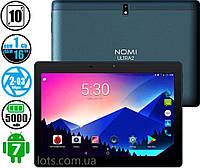 Планшет Телефон Nomi C101010 Ultra 2 16Gb Silver(3G) 2-Sim