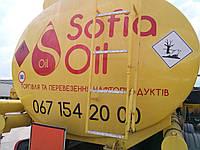 Дизельное топливо, Дизель Ровенская, Житомирская, Львовская области